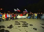 В День памяти погибших мотоциклистов тюменские  мотоклубы выступили за жизнь на дорогах