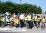 Руководители тюменских муниципалитетов и автоинспекторы проводят практикумы безопасности для велосипедистов
