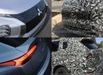 Новый Mitsubishi Outlander впервые заметили на дорогах (Фото)