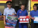 Тюменские автоинспекторы призвали транзитных водителей регулярно отдыхать в дороге