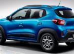 Электрические Renault K-С будет стоить 34 000 рублей. В пересчете, потому что остается в Китае