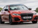 Новый BMW M3: получит механическую коробку передач и привод 4×4