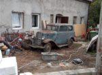 Редкий Ford Model Y, найден под Żarowem. Увидел свет благодаря ремонту еноты