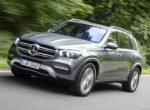 Mercedes GLE 350-де имеет Дизельный двигатель и батарея на 100 км – это называется гибрид!