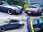 Porsche 911. Украли классические авто. Вознаграждение гарантируется