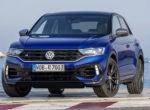 Volkswagen выпустил «заряженную» версию T-Roc (Фото)