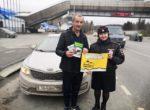 Тюменские автоинспекторы рекомендуют автомобилистам устанавливать зимние шины