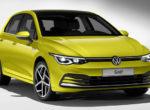 Представлен хэтчбек Volkswagen Golf нового поколения (Фото)