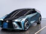 Lexus намекнул на будущие модели 544-сильным концепт-каром (фото)