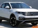 Volkswagen анонсировал премьеру нового кроссовера Tacqua (Фото)