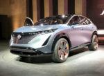 Замена для Leaf: компания Nissan показала новый массовый электрокар (Фото)