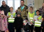Родительский патруль проводит «минутки дорожной безопасности» с родителями тюменских школьников