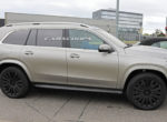 Кроссовер Mercedes-Maybach GLS замечен во время тестов (Фото)
