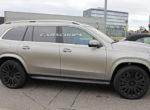 Кроссовер Mercedes-Maybach GLS замечен во время тестов (Фото)