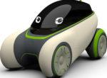 Toyoda Gosei покажет автомобиль из пластика и резины (фото)