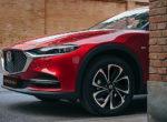Mazda показала обновленную модель Mazda CX-4 (Фото)