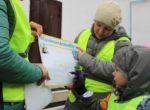 Тюменцы приняли участие в неделе детской дорожной безопасности