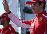Леклер: Ferrari позволит нам с Феттелем бороться на трассе