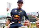 Ферстаппен: Бороться с чемпионом мира всегда приятно
