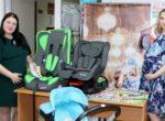 Тюменские автоинспекторы проводят мастер-классы по выбору детских автокресел для будущих мам