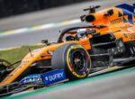 McLaren завоевал первый подиум за 2072 дня