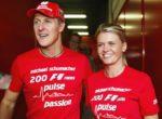 Жена Шумахера: Я всегда буду благодарна своему мужу