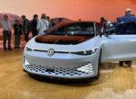 Volkswagen представил красивый электрический универсал (Фото)