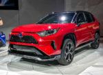 Toyota презентовала самую мощную версию популярного RAV4 (Фото)