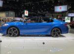 Официально представили полноприводную Toyota Camry (Фото)