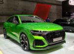 Audi представила свой самый мощный кроссовер (Фото)