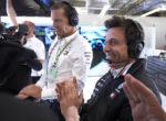 Вольфф: Mercedes стал чемпионом, потому что меньше всего ошибался
