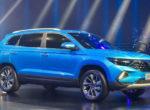 Volkswagen презентовал новый кроссовер за $13 тысяч (фото)