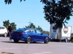 Новую Kia Optima заметили на дорогах в преддверии презентации (Фото)
