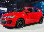 Презентовали новую версию знаменитого Chevrolet Aveo (Фото)