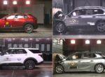 Евро NCAP. Ford Explorer, Mazda CX-30, Mercedes GLB, Opel Corsa. Какие оценки?