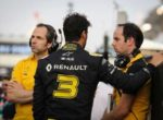 Риккардо: Renault должен работать над командным духом