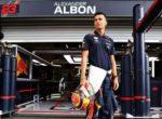 Албон: В Red Bull я как все начал с нуля
