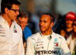 Вольфф: Ничего страшного, если Хэмилтон договаривается с Ferrari