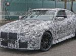 В Сети появились первые снимки нового BMW M4