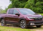 Honda презентовала обновленный пикап Ridgeline (фото)