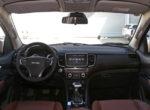 Isuzu вывела на рынок обновленный внедорожник MU-X (фото)