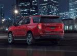 Chevrolet представила обновленные внедорожники Tahoe и Suburban (фото)