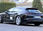 Рассекречен внешний вид нового Porsche Panamera (Фото)