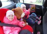 В Тюменской области проверят соблюдение правил перевозки детей