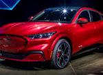 Ford Mustang Mach-E привлекает новых клиентов к бренду (Фото)