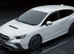 Subaru представила первую в истории модель с адаптивной подвеской (фото)