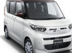 Mitsubishi выводит на рынок новинки с 0,66-литровым двигателем (фото)