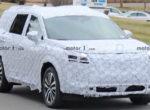 Nissan готовит к премьере новый Pathfinder (фото)