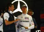 Фрай рассказал, как Mercedes удалось подписать Шумахера