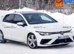 В сеть попали изображения нового Volkswagen Golf R (фото)